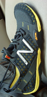 NB Minimus Trail - profile