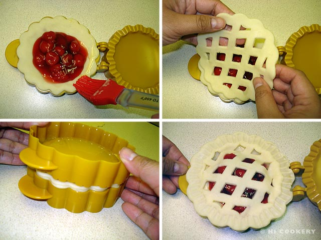 Cherry Pie Pockets