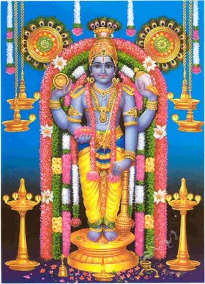 The Story of the Guruvayurappan Sri Krishna Temple at