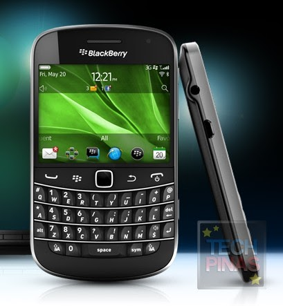 BlackBerry Bold Touch 9900 and 9930 : BlackBerry 7 OS ...