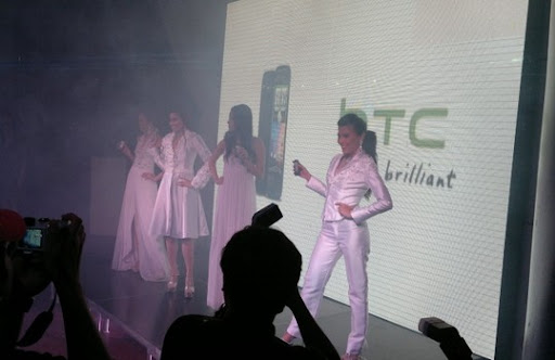 htc desire s launch