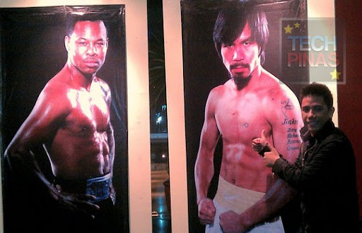 pacquiao vs. mosley