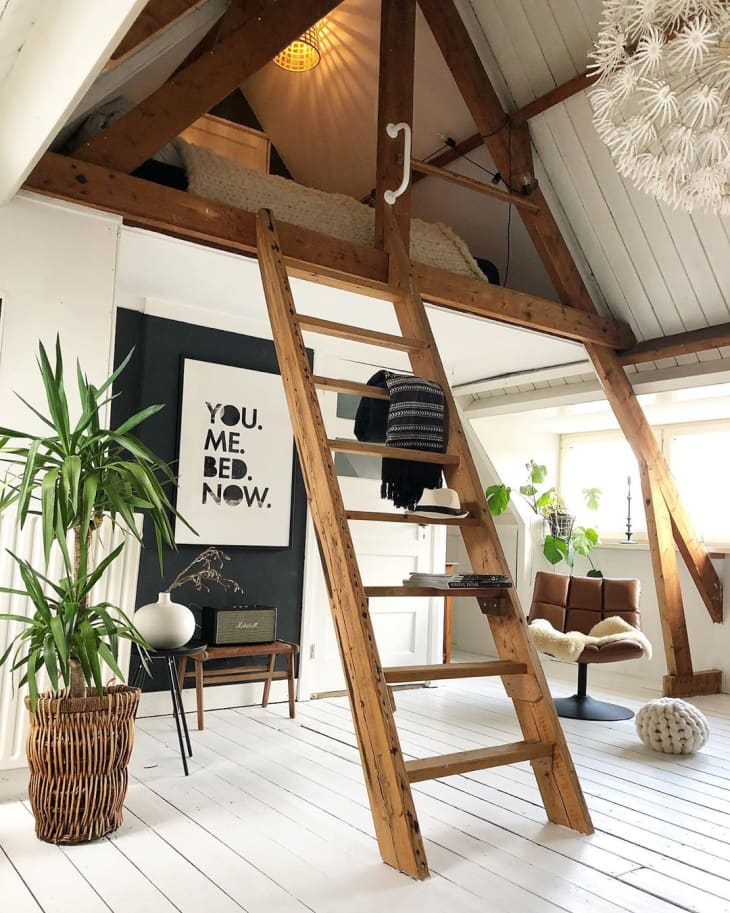 A Clever Loft Bed