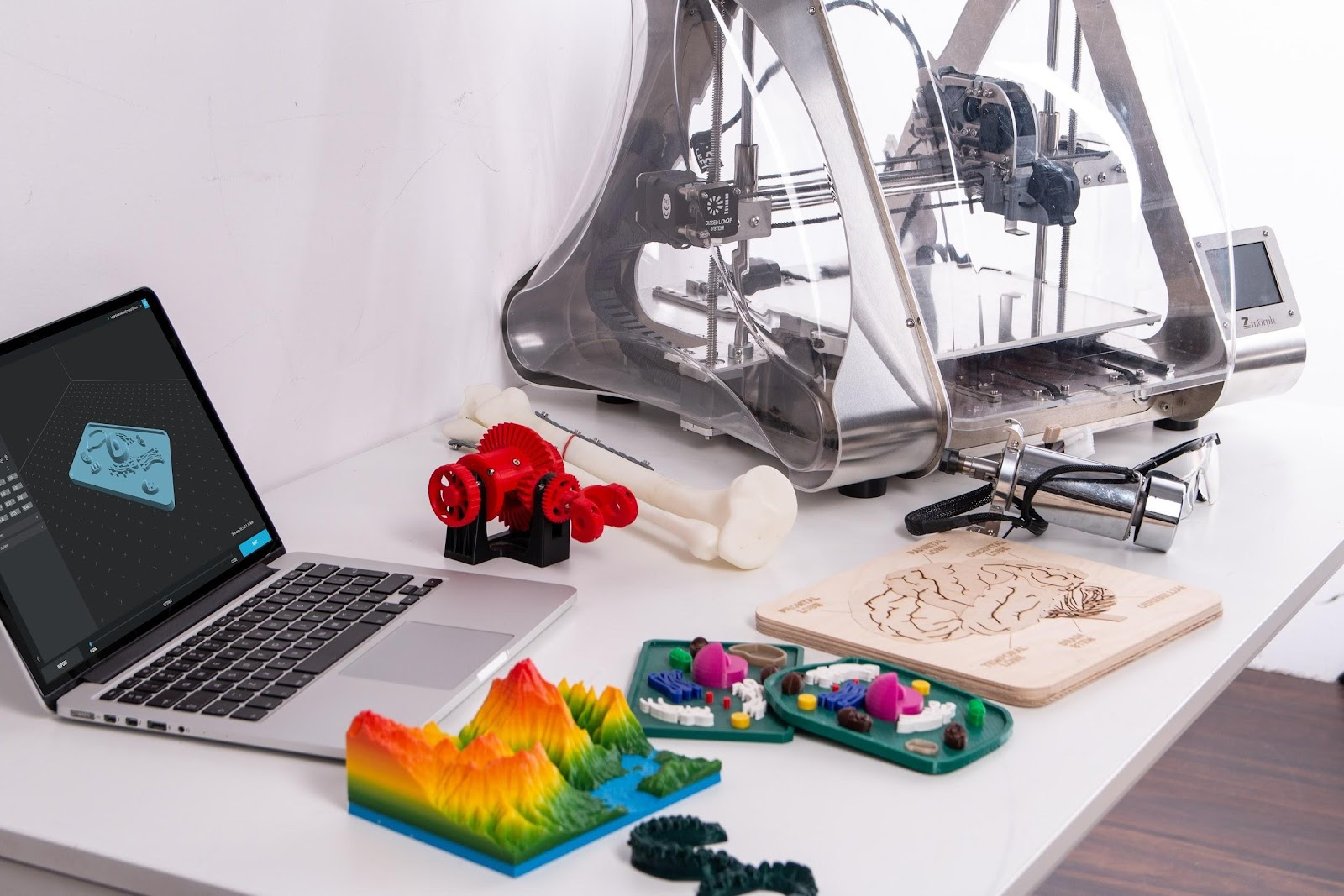 3D printing challenges