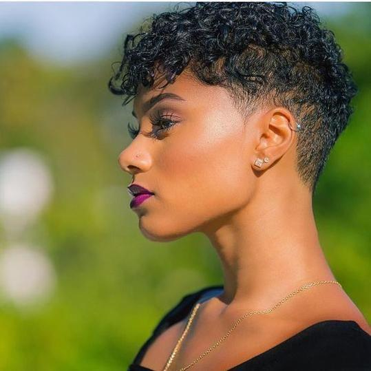 20 Short Curly Afro Hairstyles Hair Tips