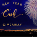 2017 NEW YEAR CASH GIVEAWAY !!