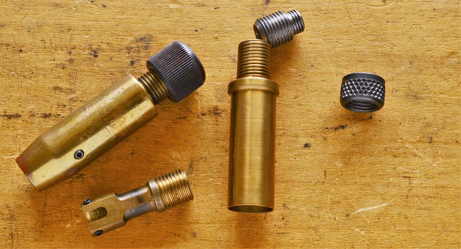 custom silencer adapters