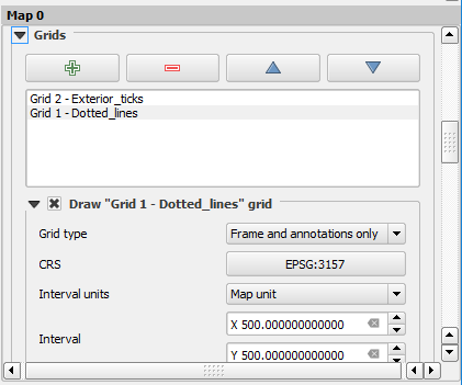 Advanced features of QGIS Map Composer   kCube