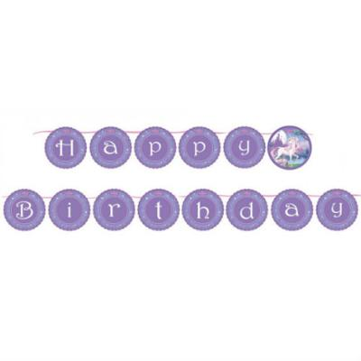 Discount Party Supplies Unicorn Fantasy Party - Banner