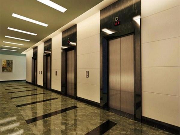 Lắp đặt thang máy tự động tải khách
