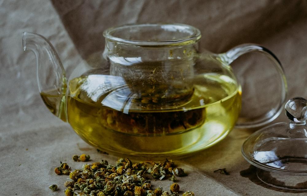 chinese flower tea
