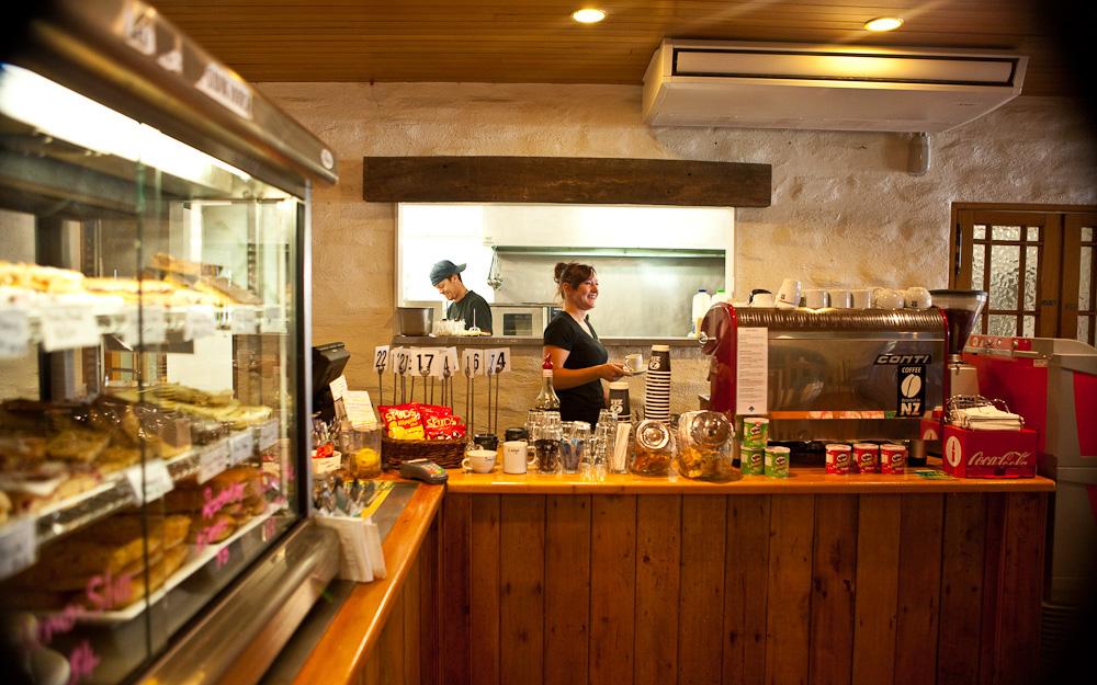 coffee shop in new zealand