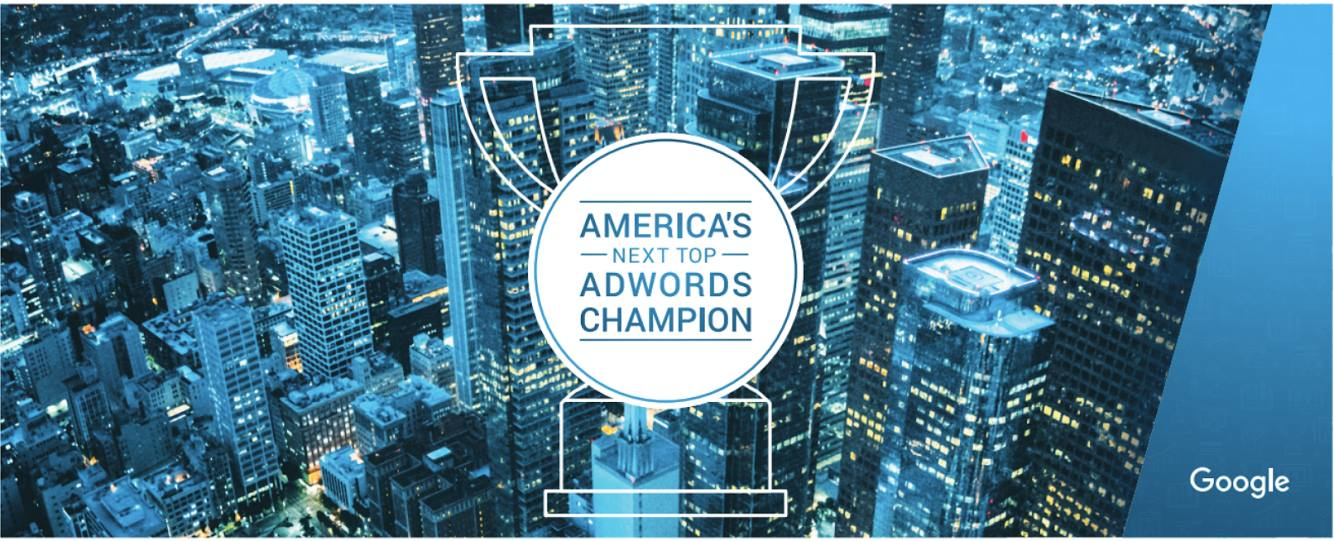 Logical Position Nominated For America's Next Top AdWords Champion