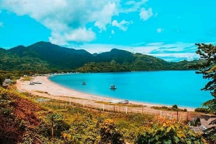 Patungan Beach Cove in Cavite Philippines