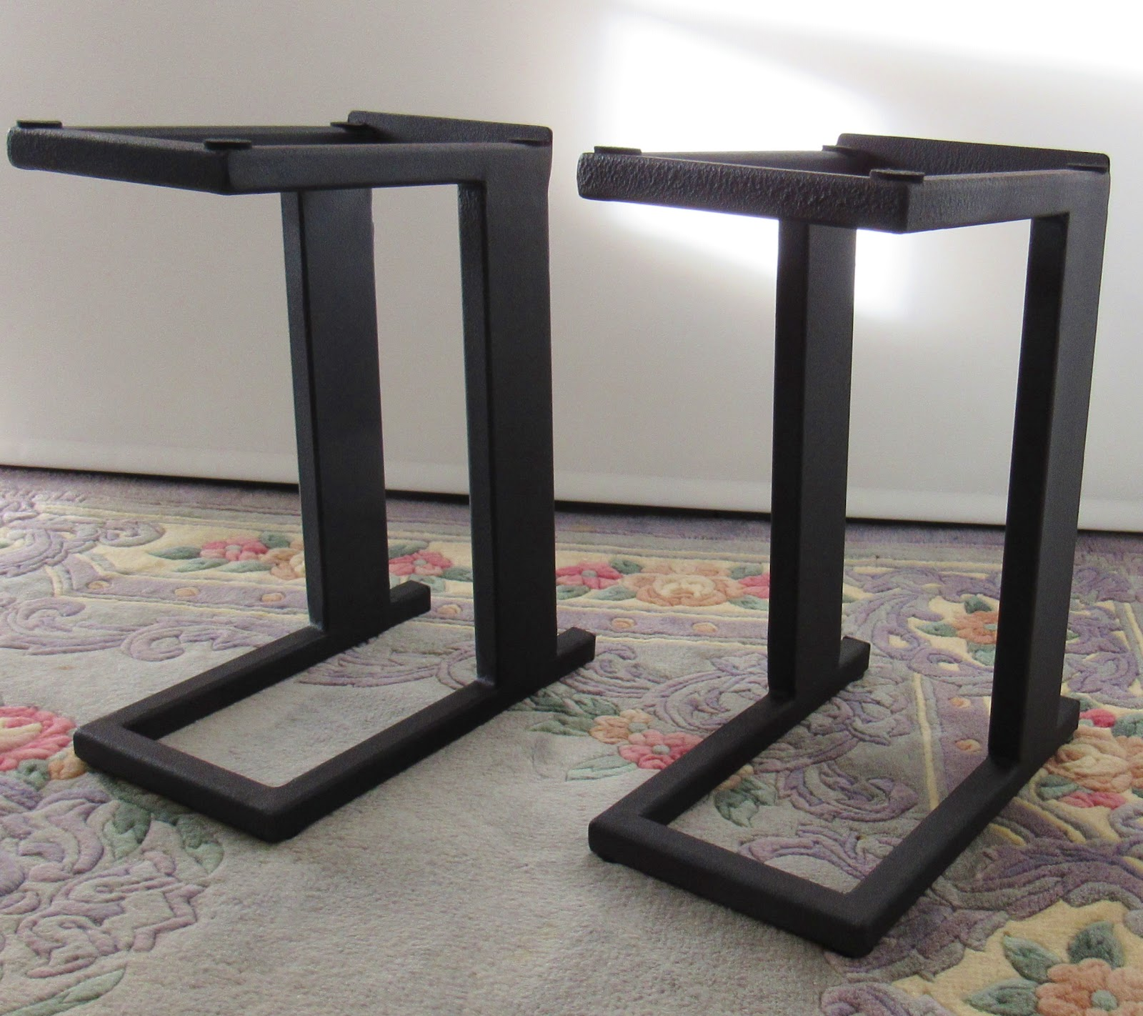 Custom Steel Stands Deer Creek Audio Classic Audio