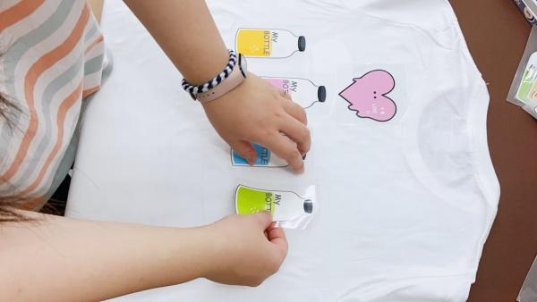 Pinkoi市集-Tshirt轉印