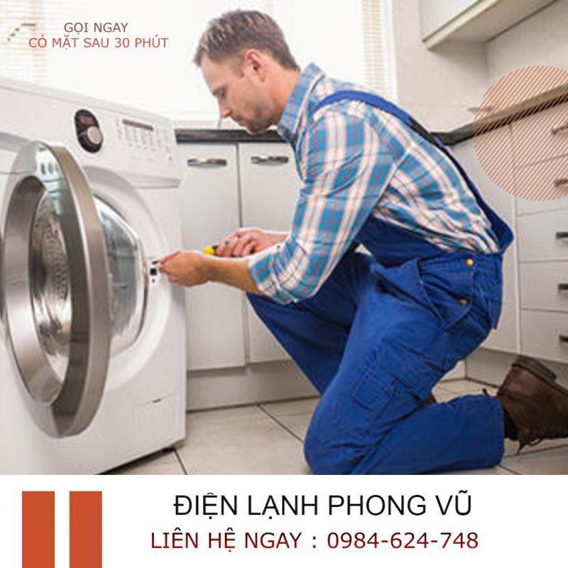 Sửa máy giặt  tại nhà quận 4