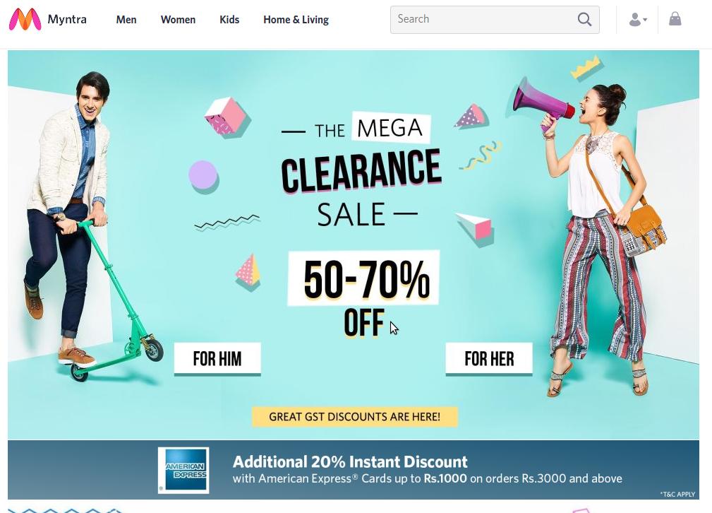 Bangalore online shopping sites