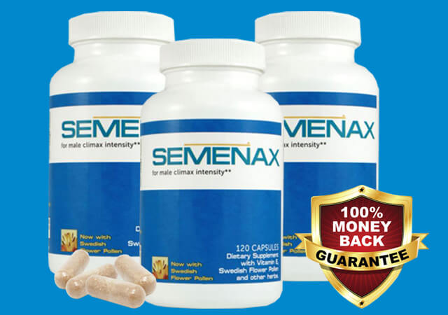Money Back Guarantee Semenax