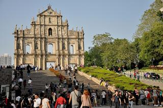Ruins of Saint Paul's - Tour Macau