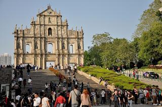 Ruins of Saint Paul's - Tour Macau