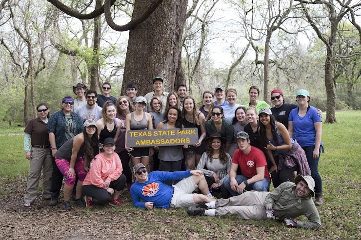 2017 South - Southeast Texas Ambassador team