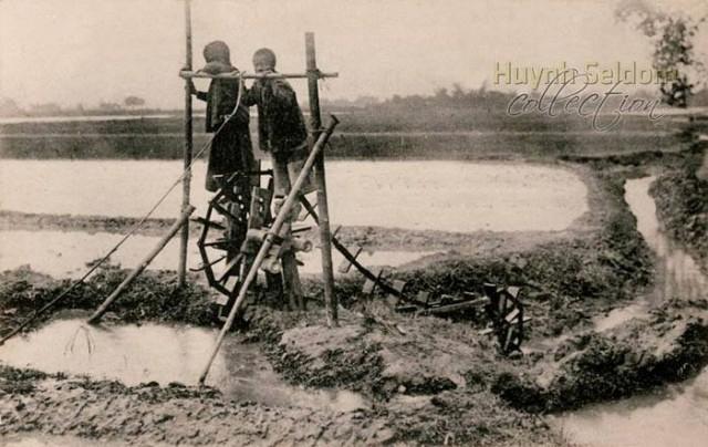 19 bức ảnh về cuộc sống Việt Nam cách đây 100 năm - ảnh 3