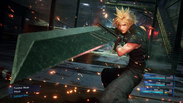 Most anticipated games 2020 - Final Fantasy VII Remake