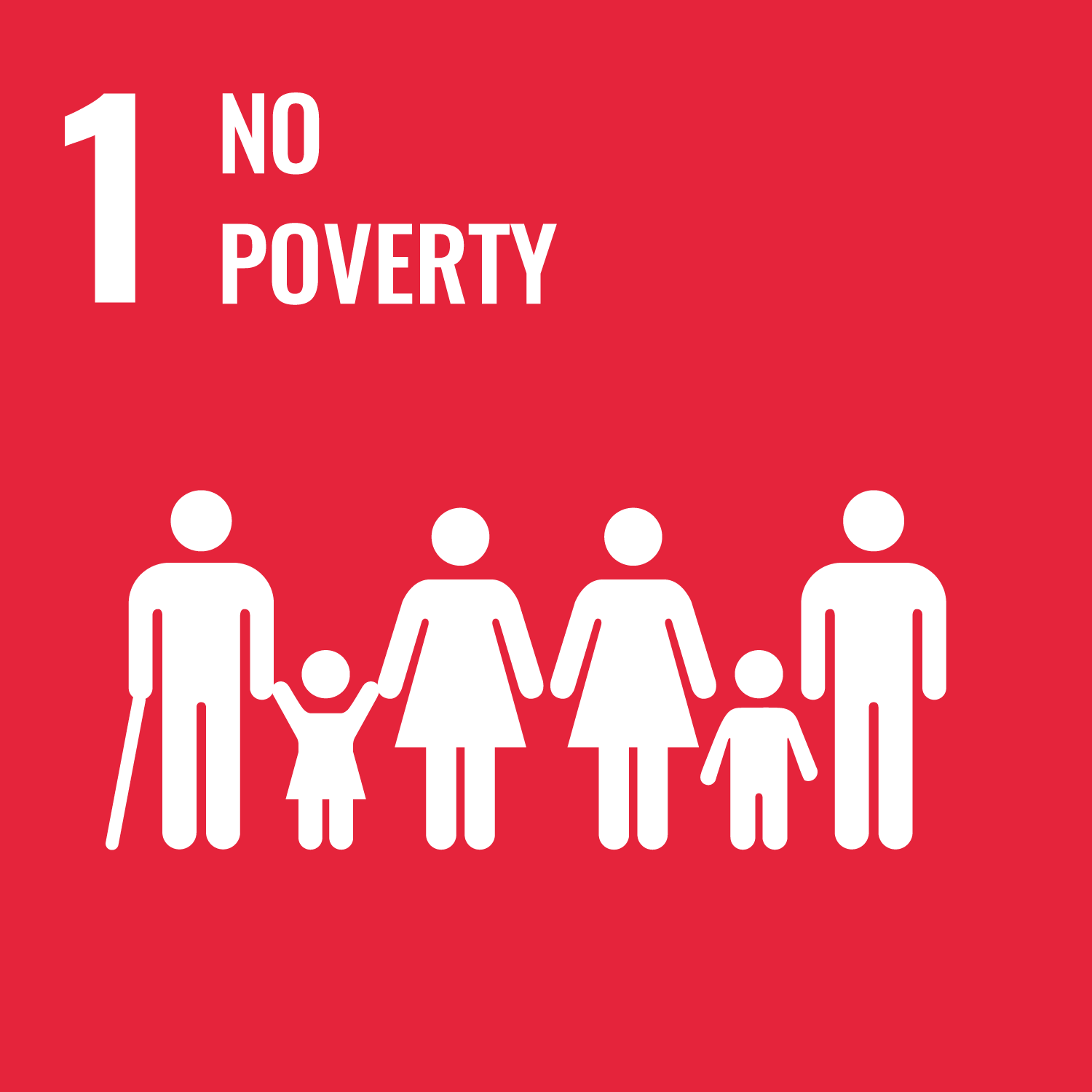Sustainable Development Goal 1. End poverty in all its forms everywhere.