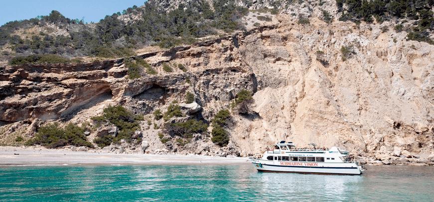Excursión en barco a Formentor