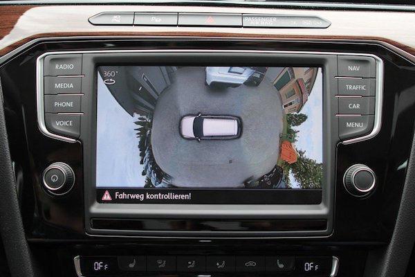 กล้องมุมมอง 360 องศา ช่วยให้มองเห็นรถของคุณได้รอบคัน