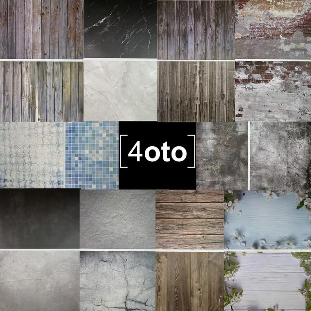 Коллекция фотофонов из винила магазина 4oto.pro