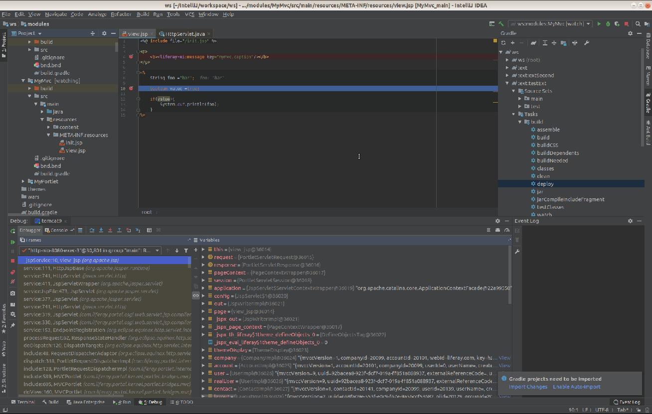 Liferay IntelliJ Plugin 1 4 0 Released
