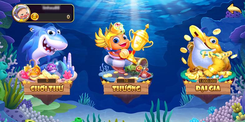 Ifish game bắn cá đổi thưởng hấp dẫn