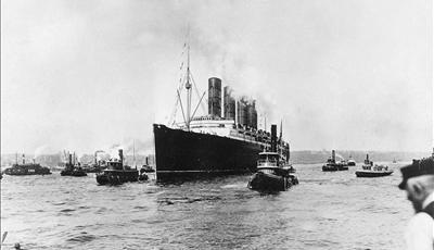 Remember the Lusitania