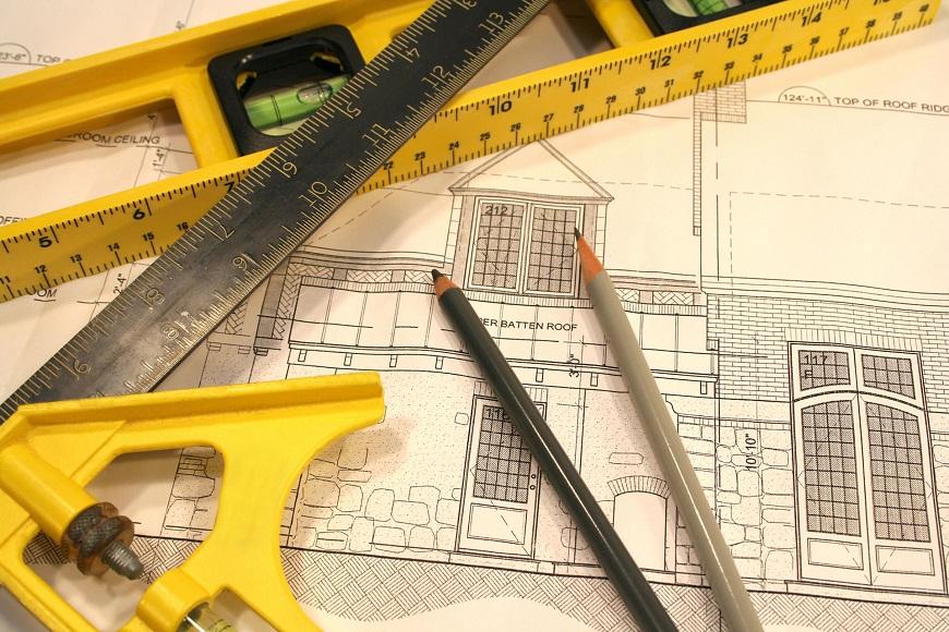 Tính toán chi phí nguyên vật liệu trước khi thi công