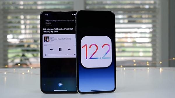 iOS 12.2 có gì mới?