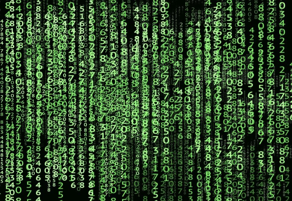 Matrix, Technology, Tech, Data, Digital, Network