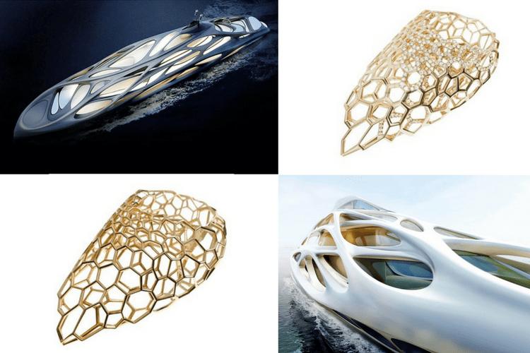 Zaha HadidBracelet ArchitectJewelryCaspita