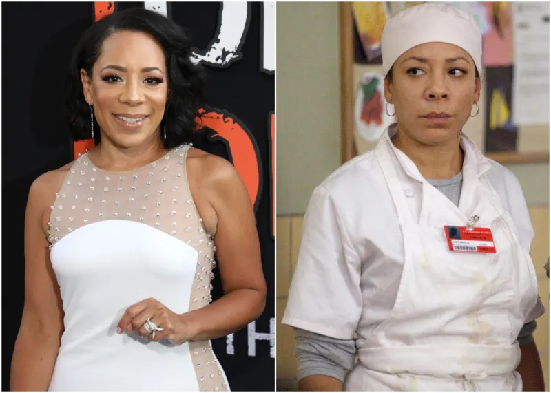 Selenis Layva - Gloria Mendoza Orange is the new Black protagoniste