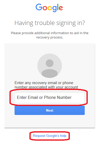 how to take off google account from phone
