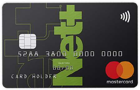 NETELLER Net + Card