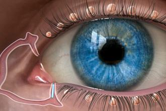 A close up of a person's eye  Description automatically generated with medium confidence