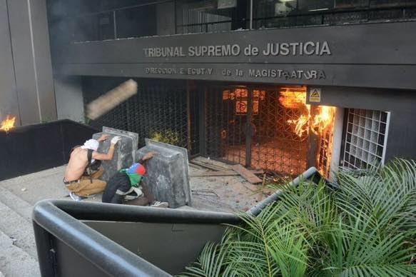 Resultado de imagen para atacadas tsj, defensoria cne