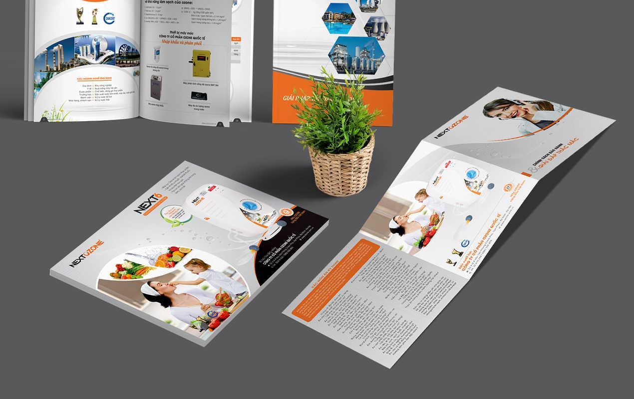 Những chuẩn bị trước khi thiết kế catalogue