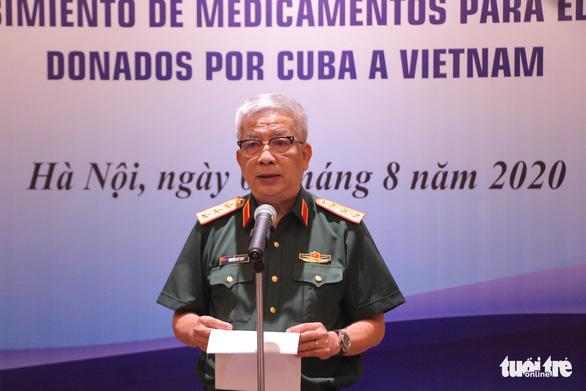 Cuba tặng thuốc, cử chuyên gia sang tận Đà Nẵng hỗ trợ chống dịch - Ảnh 3