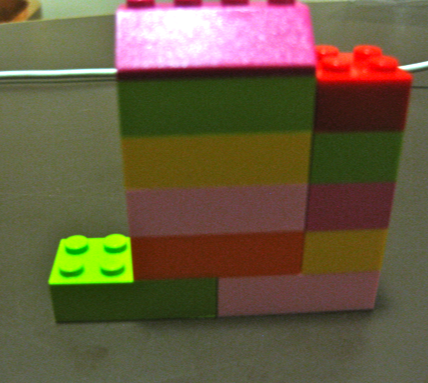 How To Build A Lego House - WRT 307 Legos