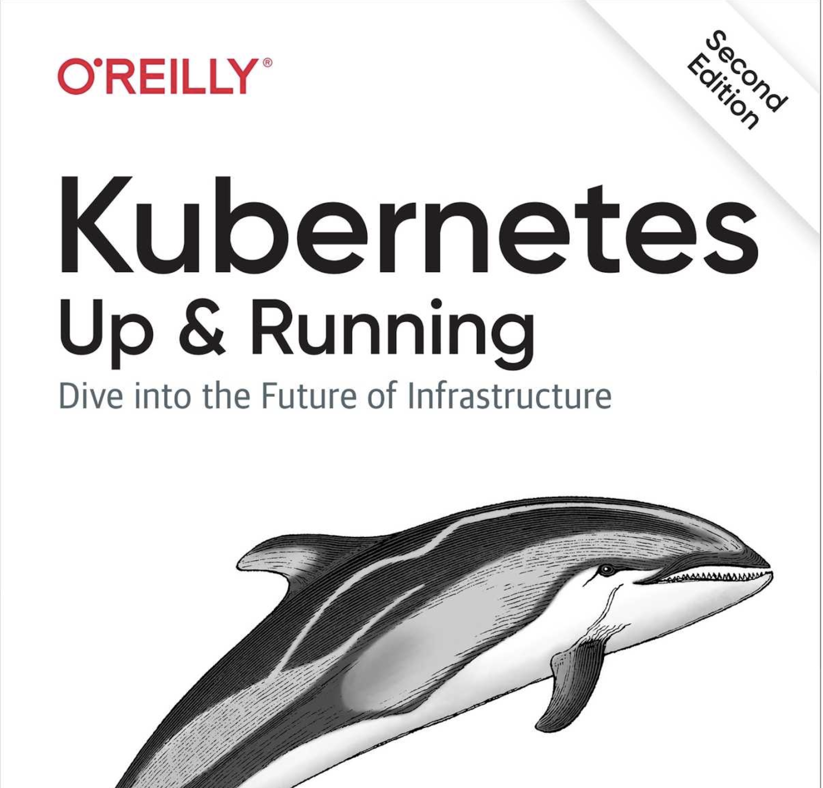 Kubernetes up and running book cover
