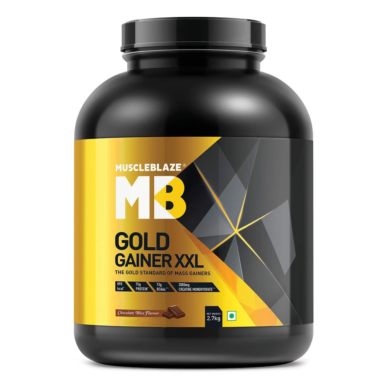 Muscleblaze Gold Gainer
