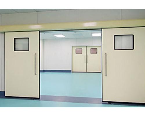 Cửa tự động tại bệnh viện giúp cho công việc của các bác sĩ được dễ dàng hơn
